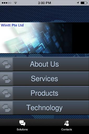Wintt Pte Ltd