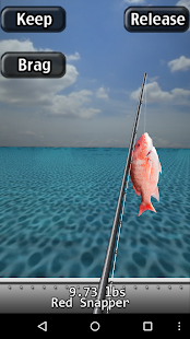 i Fishing Saltwater Lite - screenshot thumbnail