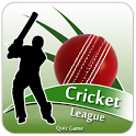 CRICKET LEAGUE (QUIZ GAME) icon