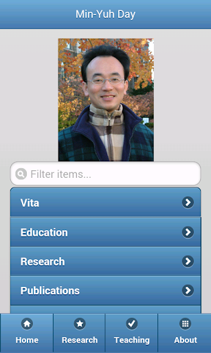 Myday Mobile App