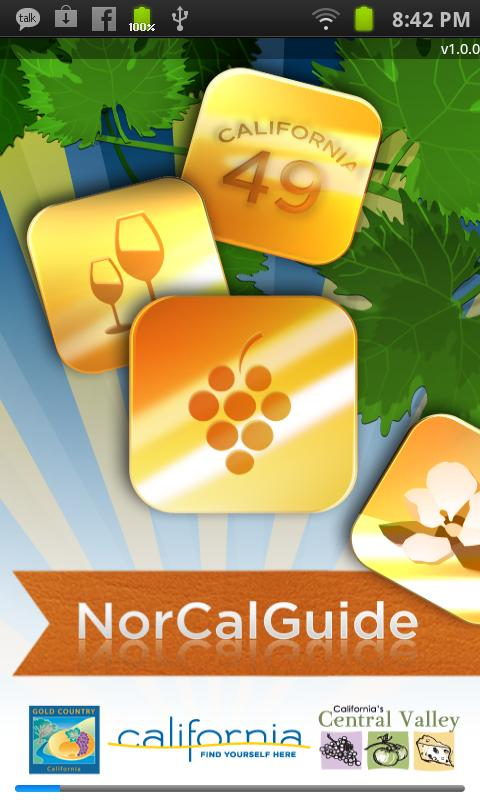 NorCalGuide - screenshot