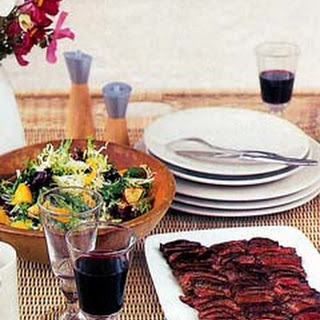 Sauteed Skirt Steak.