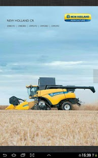 New Holland Ag Brochures- screenshot thumbnail