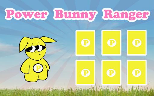 Power Rabbit Ranger Memory