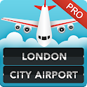London City Airport LCY Pro icon