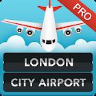 FLIGHTS London City LCY Pro icon
