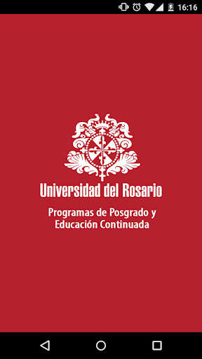 Posgrado y Educación Continua