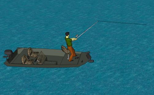 Bass Fisherman Kids Game Free