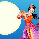 中秋节拼图 icon