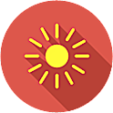 Sunrise Sunset Widget TRQ icon