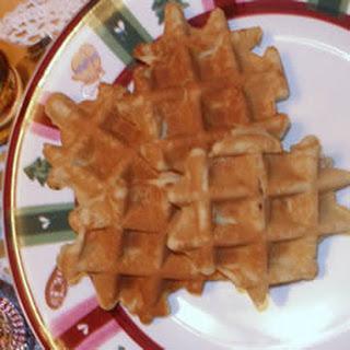 Waffle Cookies I Recipe