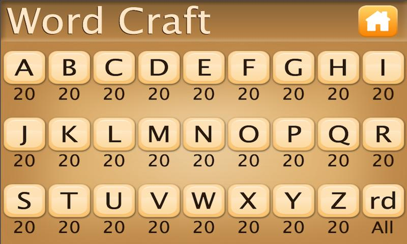 Word Craft DE- screenshot