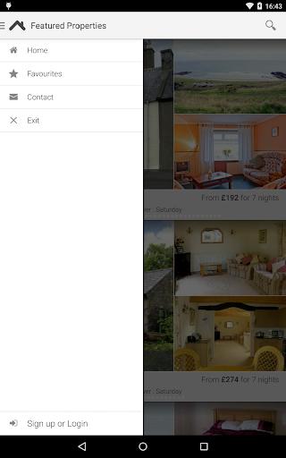 【免費旅遊App】Cottage Finder-APP點子