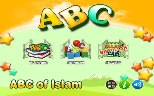 ABCs of Islam for Kids