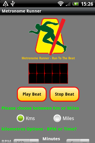 Metronome Runner