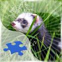 Ferrets Jigsaw Puzzle logo