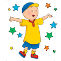 Puzzle for Caillou HD logo