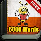 Learn Polish Vocabulary - 6,000 Words icon