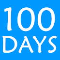 100 Days of Weight Loss logo