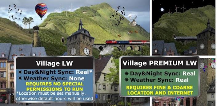 Village PREMIUM Live Wallpaper v2.21
