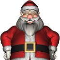 Dancing Santa icon