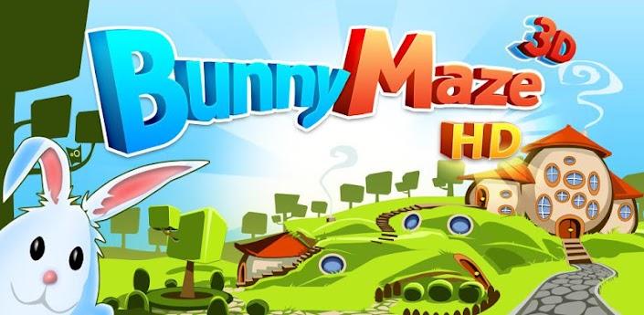 Bunny Maze 3D HD