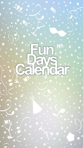 Fun Days Calendar