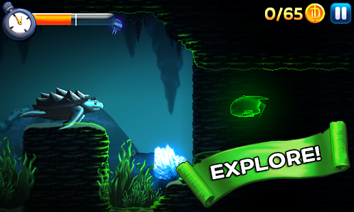 Depths - Submarine Exploration - screenshot thumbnail
