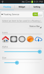 Home Button - SoftKey