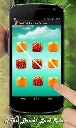 水果磚鎖屏