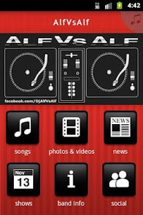 AlfVsAlf - screenshot thumbnail
