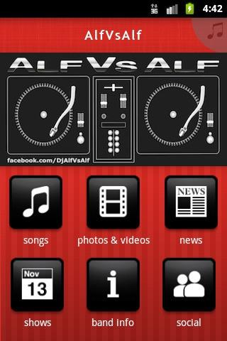 AlfVsAlf - screenshot