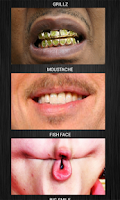 Screenshot of Mouth Morph