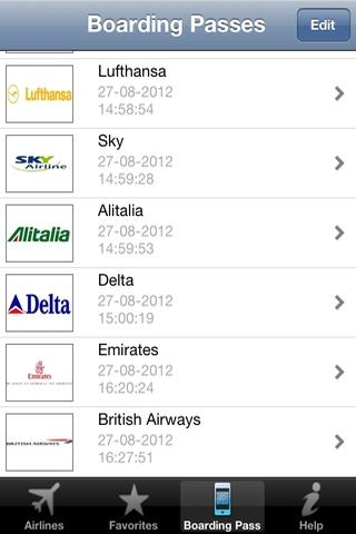 Airline Flight Check-In Asia|玩旅遊App免費|玩APPs