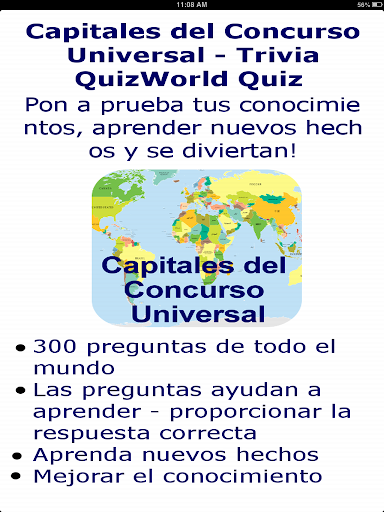 Countries and Capitals Trivia