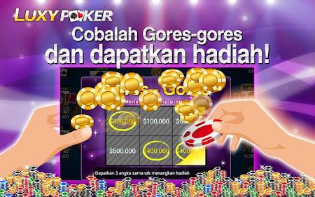 Poker: Luxy Poker Texas Holdem 1.2.2 screenshot 227150