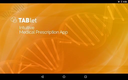TABlet Prescription App