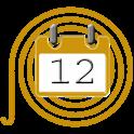 2015 Moto Calendar icon