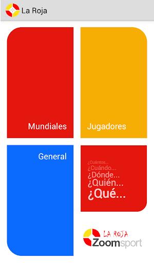 ZoomSport La Roja