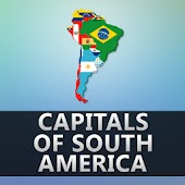 Capital Cities - South America