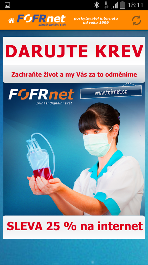 FOFRNET- screenshot