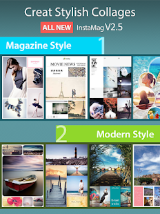 InstaMag - Magazine Collage - screenshot thumbnail
