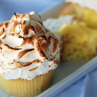 Lemon Meringue Cupcakes.