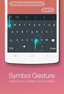 TouchPal Keyboard - Cute Emoji Screenshot 29