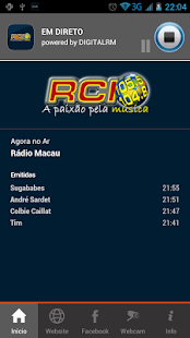 RCI Viseu- screenshot thumbnail