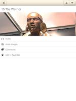 Screenshot of Smart Audio Tours: Gold Museum