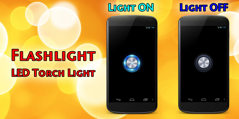 Flashlight LED Torch Light - screenshot