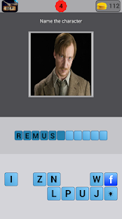 Harry Potter Trivia Quiz - screenshot thumbnail