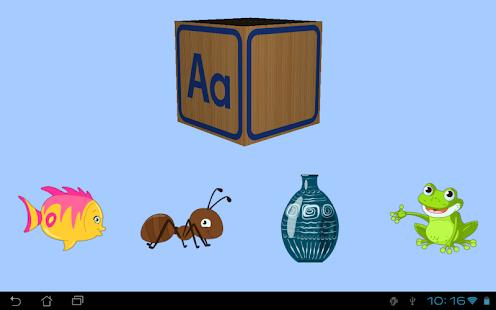 Kids ABC Letter Phonics (Lite) - screenshot thumbnail