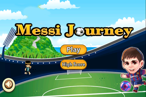 Messi Journey Fun Football